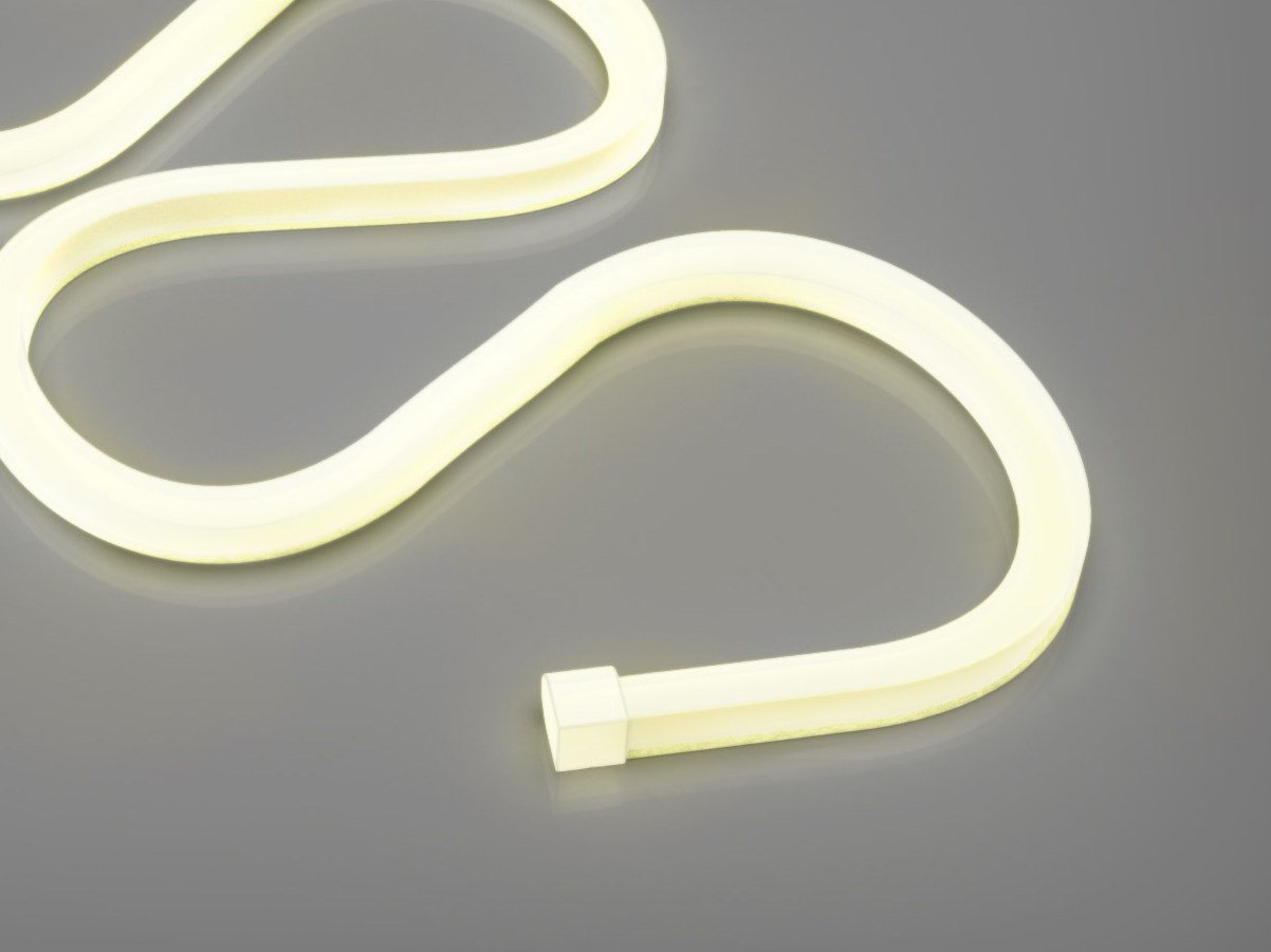 Flex Linear LED strip Top View - Teucer